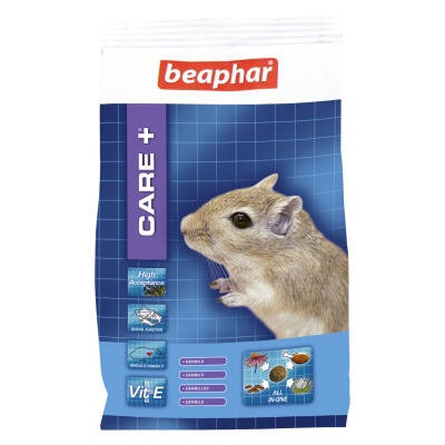 Beaphar Care+ Gerbil Food 250g